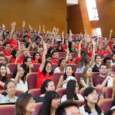 上海交通大学2017年暑期国际学校开幕仪式举行